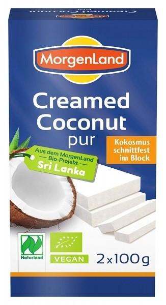 Morgenland kookosekreem 200 g
