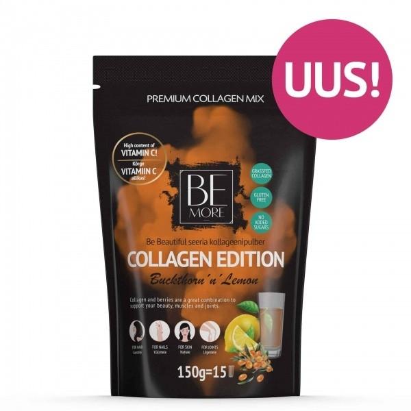 Be More Collagen Edition Buckthorn'n'Lemon 150g