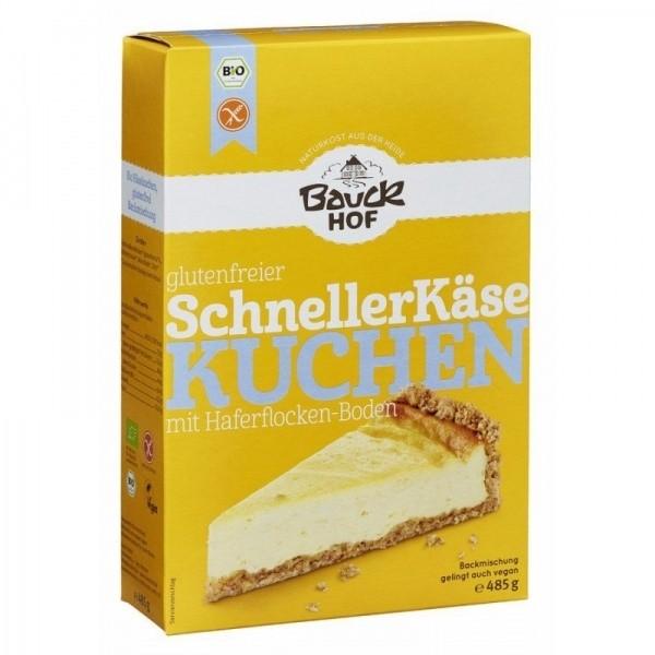 Bauckhof gluteenivaba juustukoogi jahusegu 485g