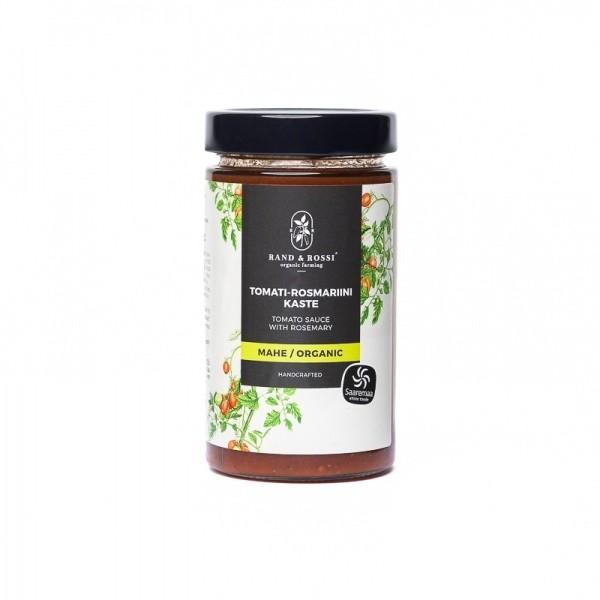 R&R tomati-rosmariini kaste mahetoode 380g