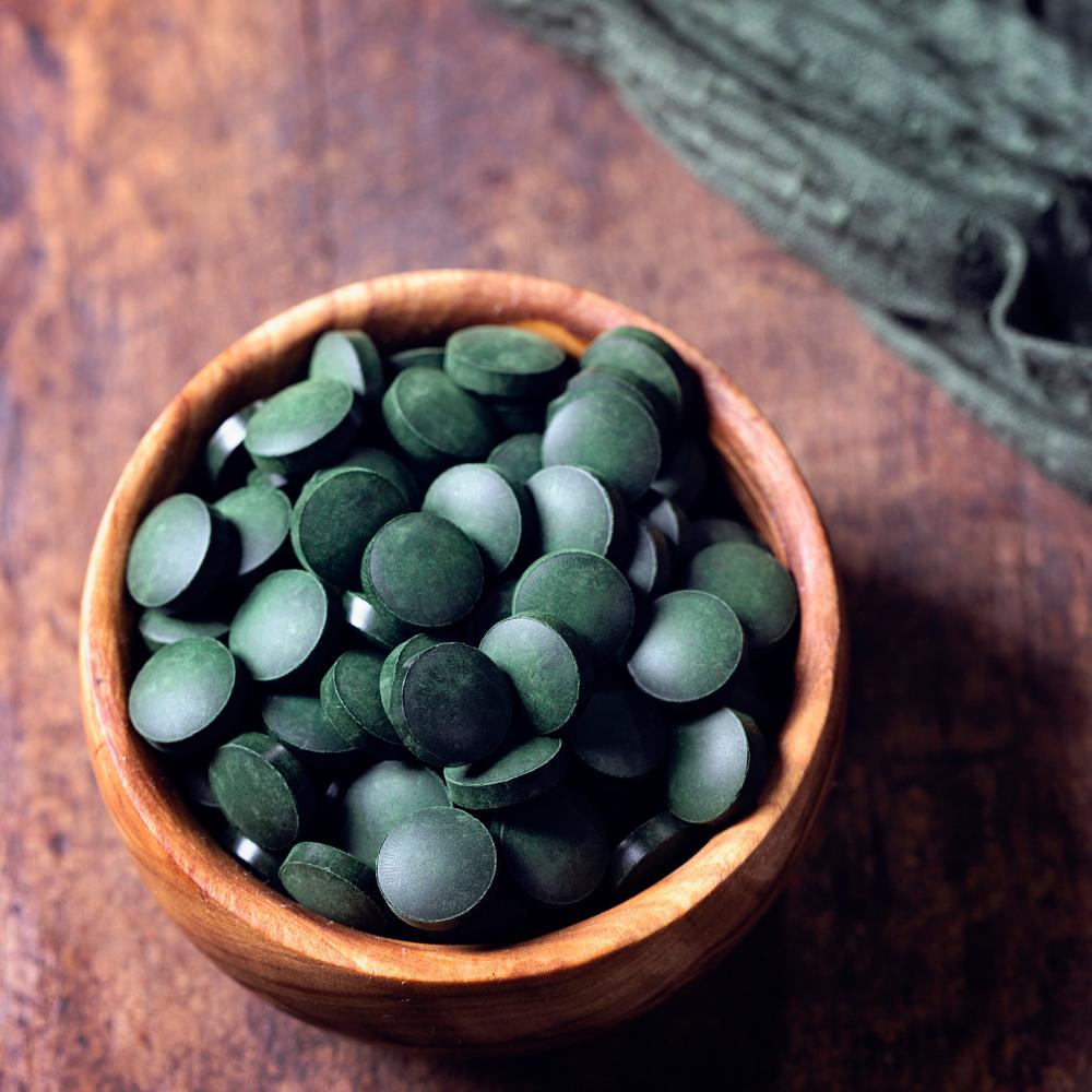 Evertrust klorella tabletid 125 g