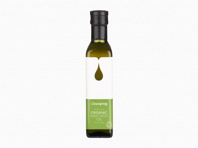 Clearspring avokaadoõli külmpress 250 ml