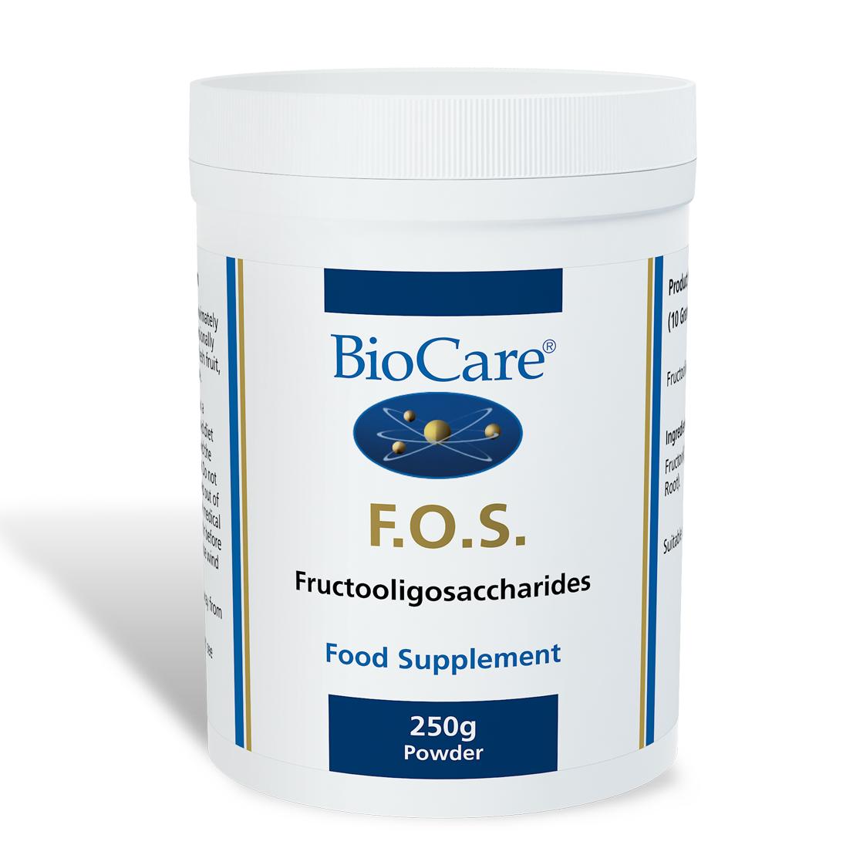 BC  F.O.S. (fruktooligosahhariidid) 250g