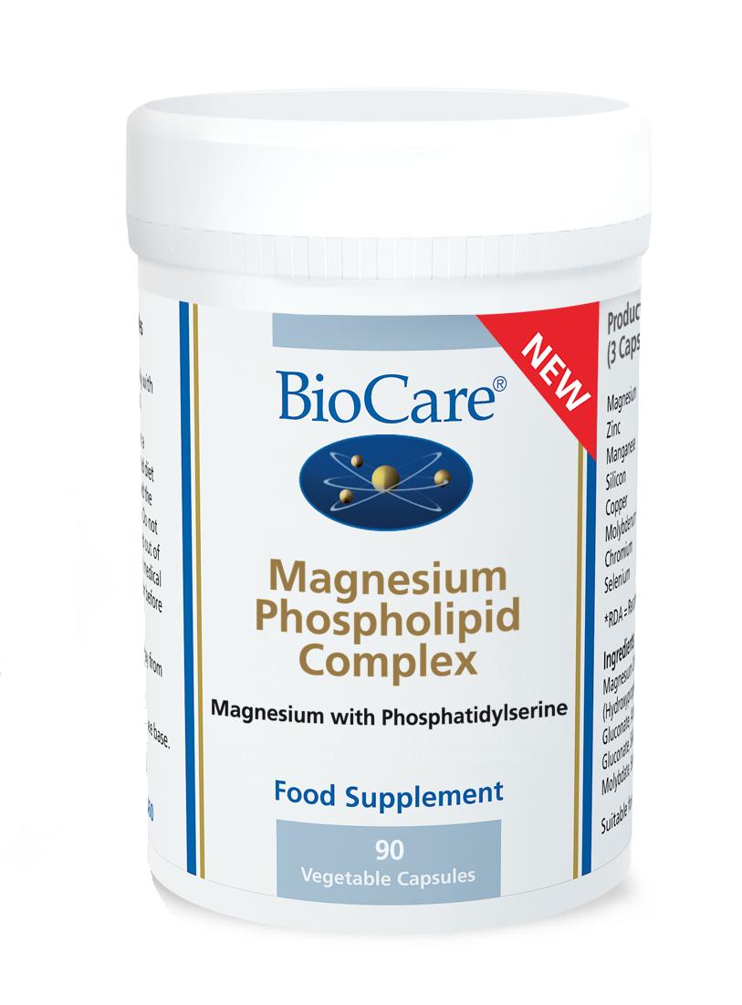 Magneesium fosfolipiididega 90 kaps