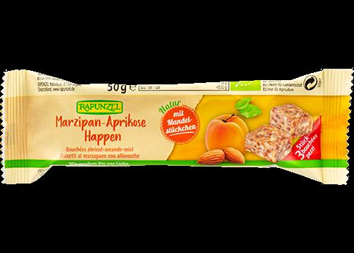 Rapunzel martsipani-aprikoosiampsud  50g