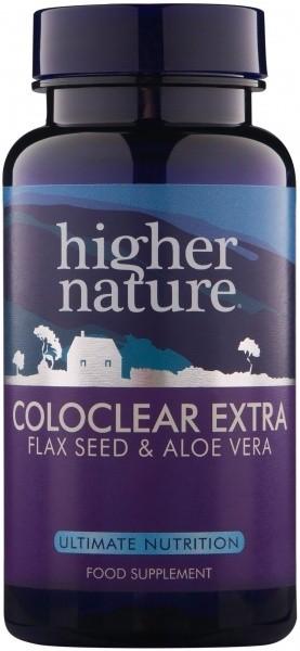 Coloclear Extra jämesoole puhastuseks 90 kaps