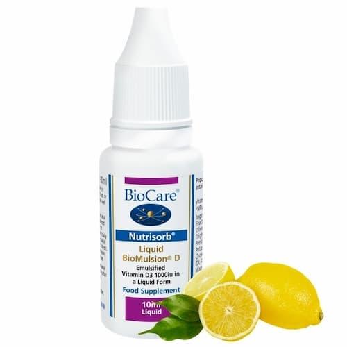 BioCare Biomulsion D vitamiin