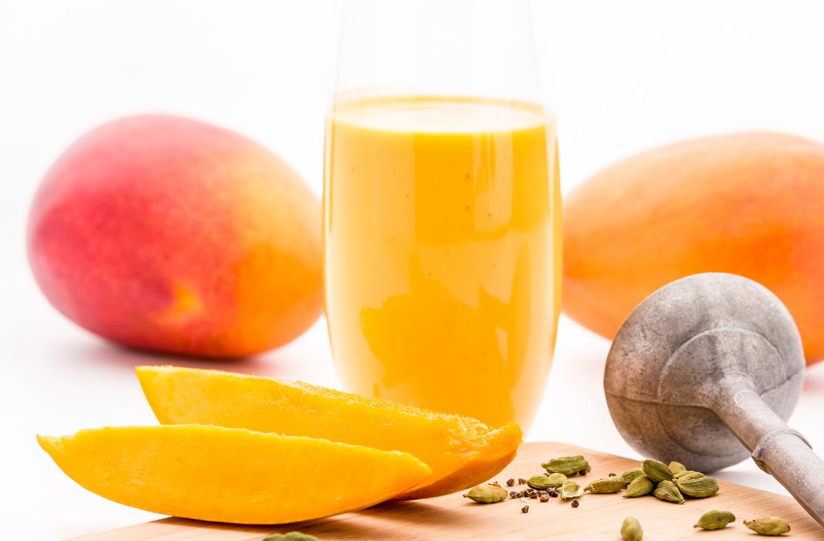 mango smuuti