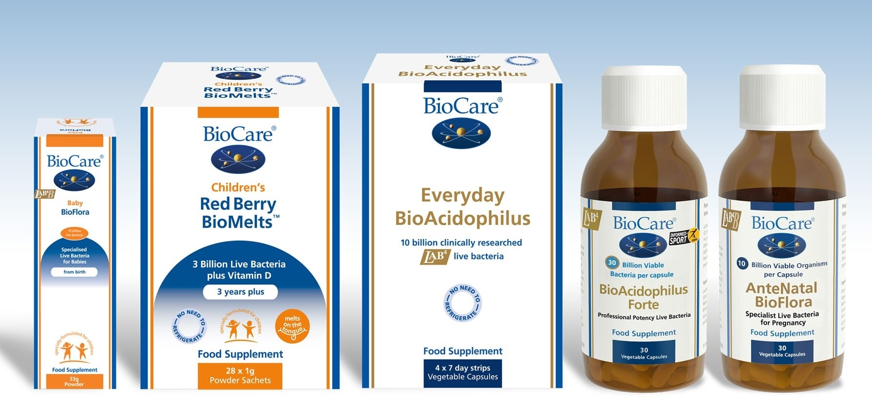 BioCare probiootikumid