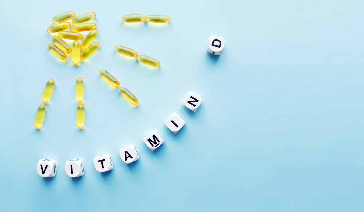 Vitamiin D veganitele